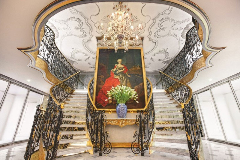 S.S. Maria Theresa - Uniworld's Most Luxurious Super Ship