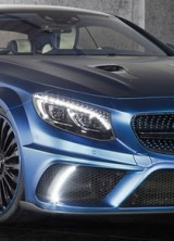 Mansory Mercedes S63 AMG Coupe Diamond Edition