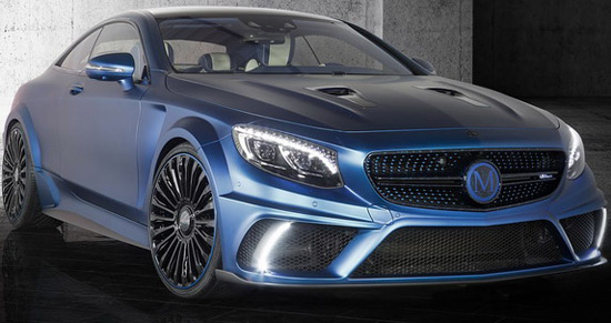 Mansory, in Geneva, will promote the Diamond Edition release of the Mercedes S63 AMG Coupe