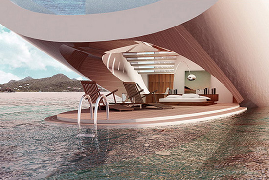 Impressive SALT Megayacht -  Floating Palace