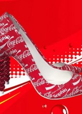 Sophia Webster's Coca-Cola Shoes – Special Edition