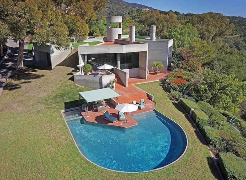 Steve Martin's Montecito Mansion on Sale for $11 Million
