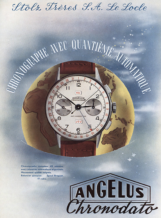 Rebirth of Swiss Watch Brand Angelus