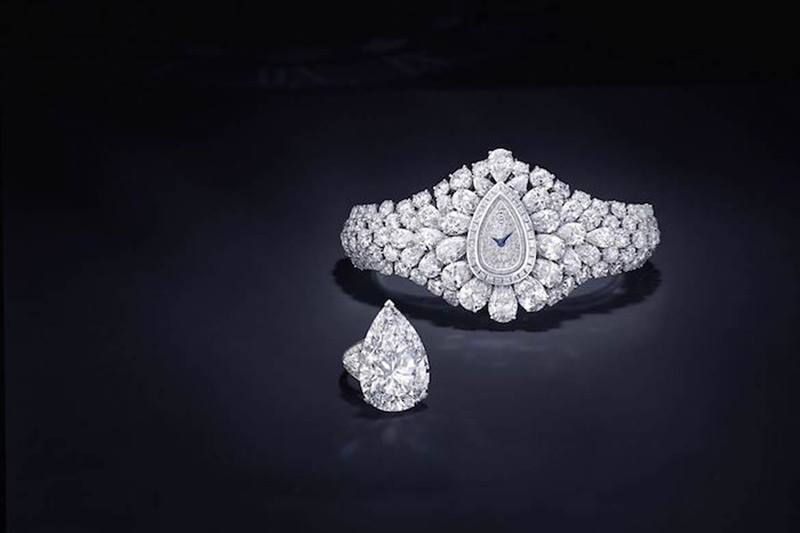 The Fascination by Graff Diamonds - Ring And Watch In One