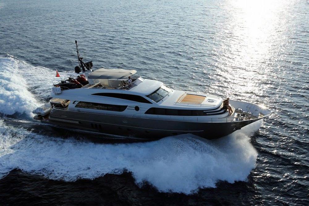 The Next Episode - Luxury Yacht by Wim van der Valk on Sale