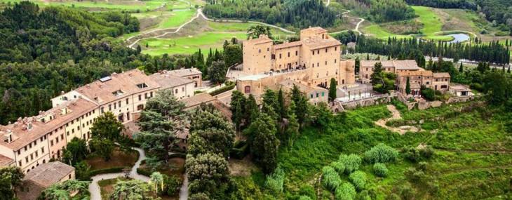 Luxury Holidays in Italy - Toscana Castelfalfi Resort