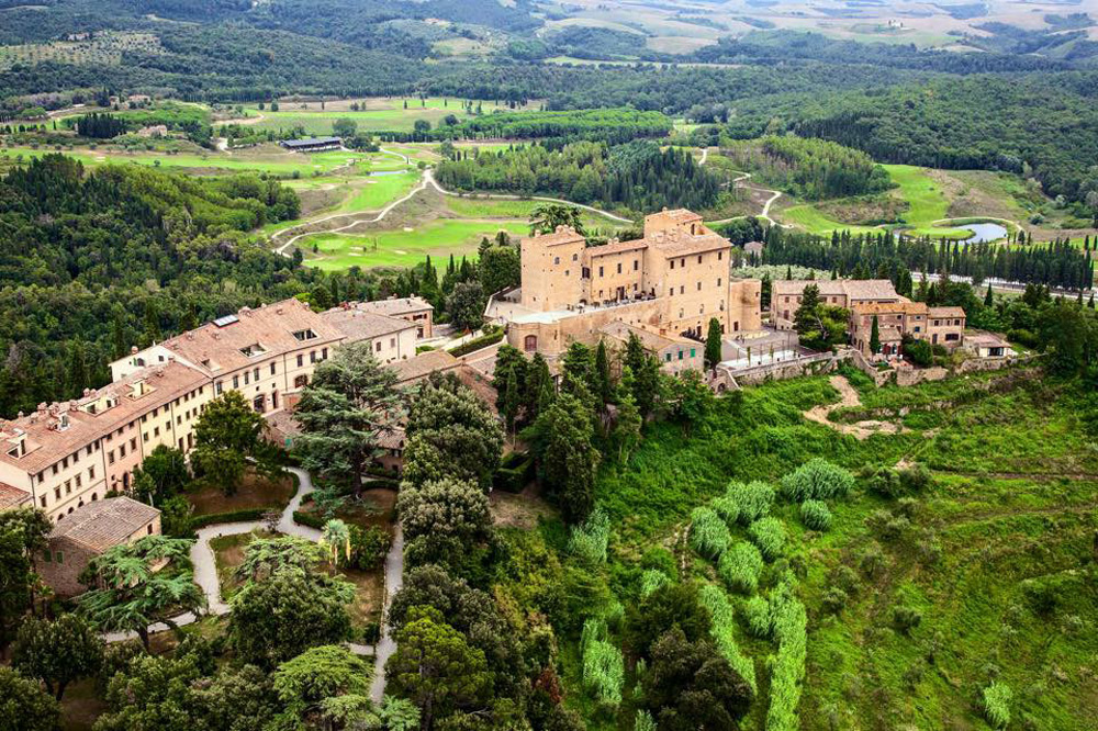 Luxury Holidays in Italy - Toscana Castelfalfi Resort