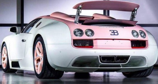 bugatti veyron grand sport vitesse cristal edition extravaganzi. Black Bedroom Furniture Sets. Home Design Ideas