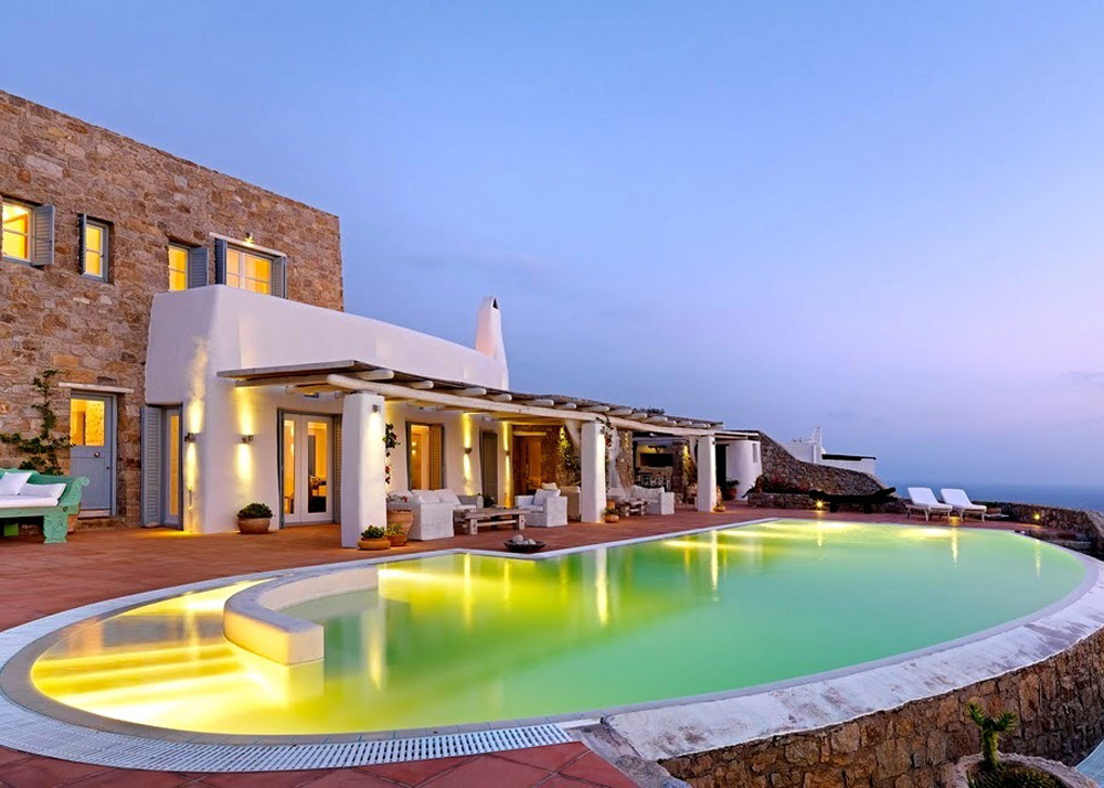 On Sale: Villa Penelope - A Tranquil Haven on Mykonos Island