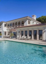 Waterfront Miami Beach Mansion on Sale for $21 Million