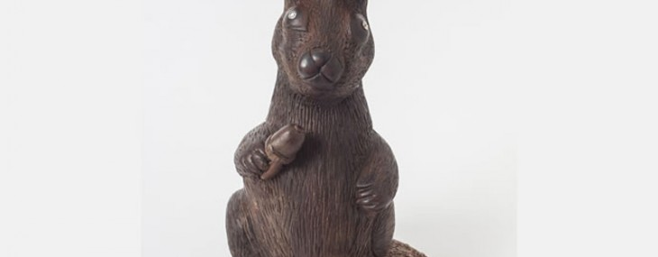£33,000 World's Most Extravagant Chocolate Easter Bunny