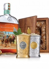 Woodford Reserve's $1,000 Mint Julep Cup for the Kentucky Derby