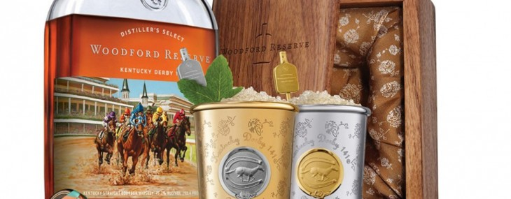 $1,000 Mint Julep Cup From Woodford Reserve For The Kentucky Derby 2015