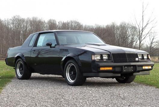 Auburn Spring: 1987 Buick GNX