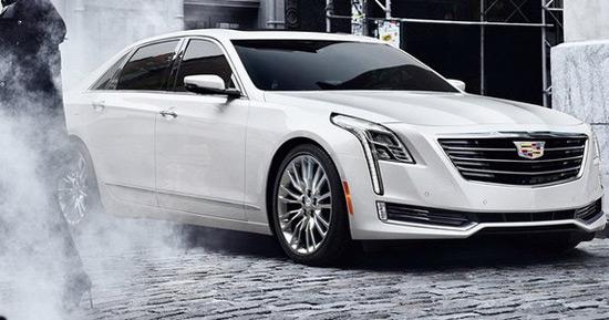 New 2016 Cadillac CT6 Luxury Sedan
