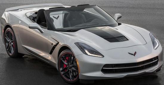 Chevrolet has announced the new Corvette model for 2016 year