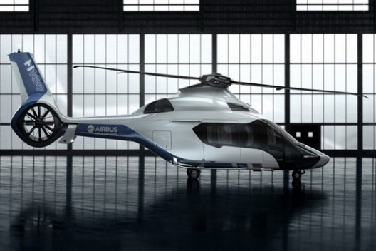Airbus H160 is definitely one of the most advanced helicopter of today