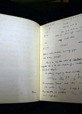 Alan Touring's Scientific Notebook Sold for $1 Million at Auction
