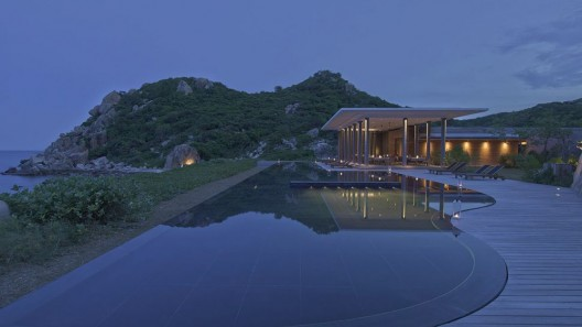 Amano'i Resort - Vietnam's Tranquil Retreat