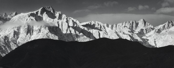Large Collection Of Important Ansel Adams Photographs Go Under The Hammer At Bonhams
