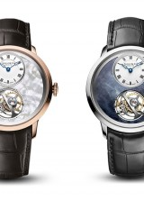 Three New References of Arnold & Son's Exceptional Ultra-thin Tourbillon