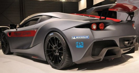 Arrinera Hussary - First Polish Supercar Presented in Poznan
