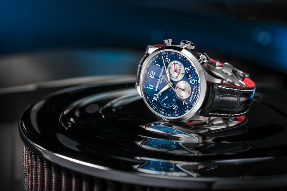Baume & Mercier Capeland Shelby Cobra Limited Edition