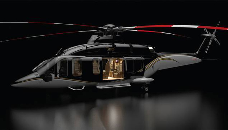 Bell 525 Relentless -  World's First Super-medium Helicopter
