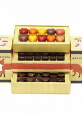 Pierre Marcolini Chocolate Bento Box by Kitsuné