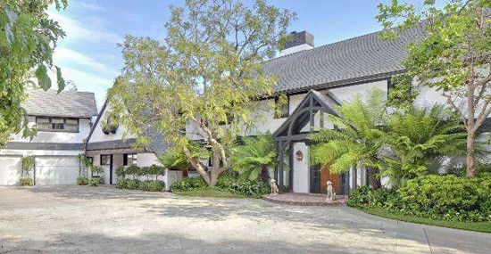 Bob Newhart's Bel Air Estate Back on the Market