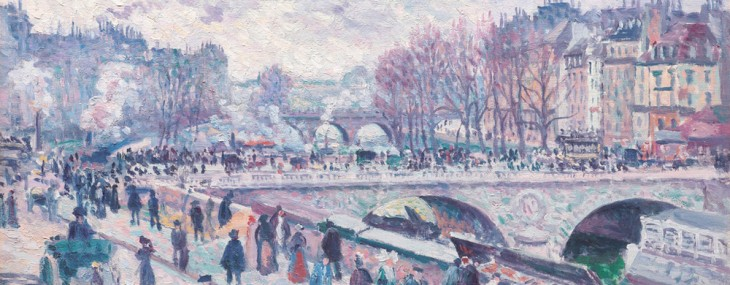 CELEBRATION OF THE PEOPLE'S CENTURY LEADS BONHAMS IMPRESSIONIST SALE