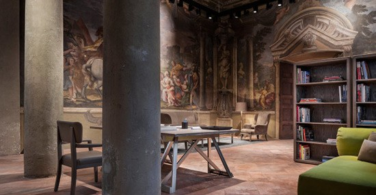 Bottega Veneta's First Home Boutique in Milan