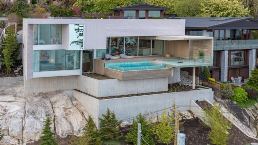 Spectacular Brand New Home in West Vancouver, BC on Sale