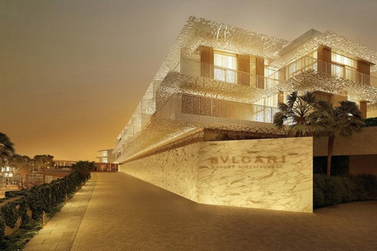 The Bvlgari Resort and Residences