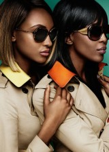 The Gabardine Collection – Burbbery's New Eyewear Collection