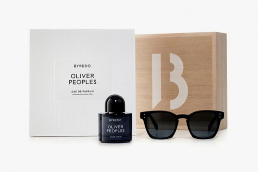 OLIVER PEOPLES X BYREDO