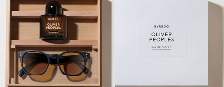 Byredo & Oliver Peoples – New Fragrance & Sunglasses