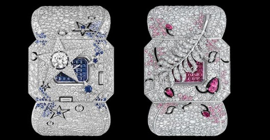 Les Eternelles de Chanel - High Jewelry Watch Collection