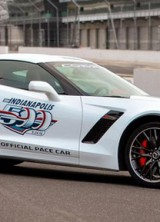 Special Chevrolet Corvette Z06 Indy 500 Pace Car