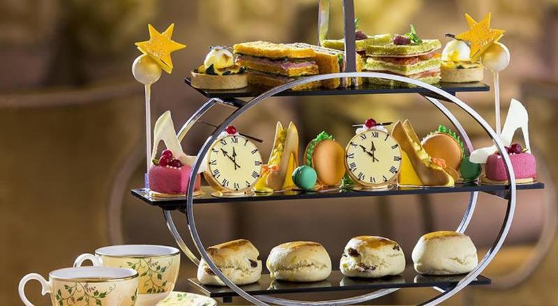 Cinderella afternoon tea at jumeirah carlton tower in Cinderella afternoon tea