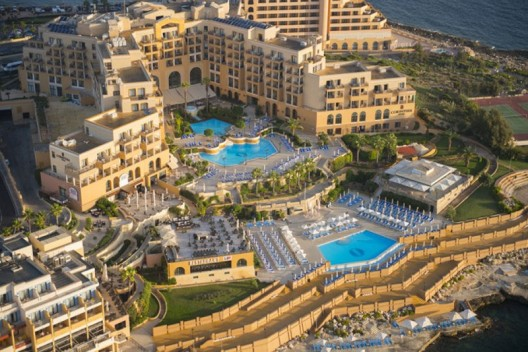 Corinthia St. George's Bay - One of the Best Malta's Hotel
