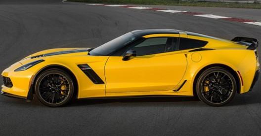 2016 Chevrolet Corvette Z06 C7.R Edition