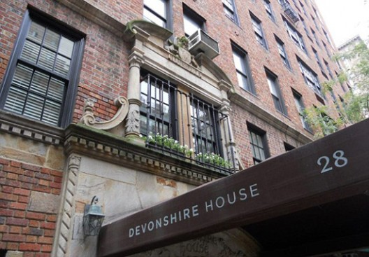 Alec Baldwin's One-bedroom Devonshire House Apartment on Sale
