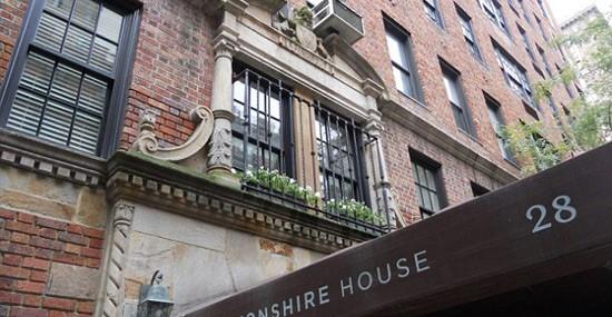 Alec Baldwin's One-bedroom Devonshire House Apartment on Sale