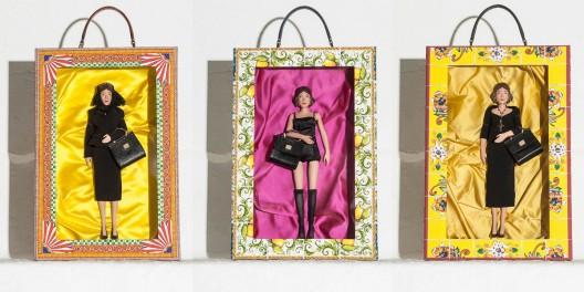 Dolce & Gabbana Sicilian Inspired Porcelain Dolls
