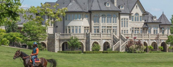 Living Like a King in King - Equestrian Estate Lists in King, Ontario