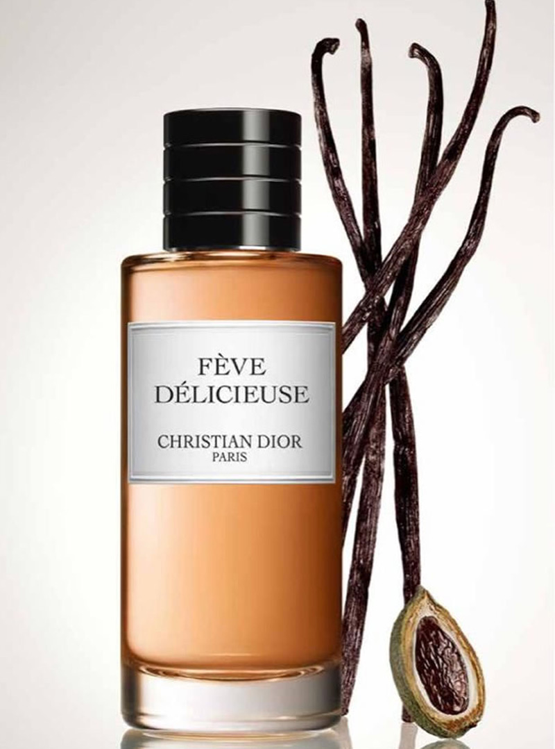 Dior Fève Délicieuse for the Dior Homme