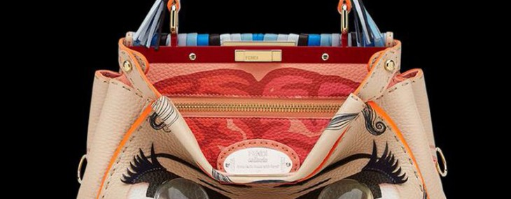 Fendi Celebrates 50th Anniversary in Japan With Special Peekaboo Collection