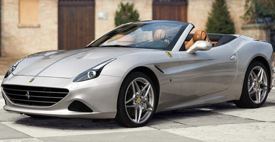 Special Ferrari California T Tailor Made