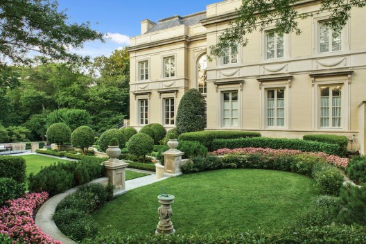 Fessenden House - Luxury Home in Washington on Sale for $22 Million